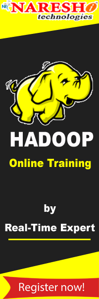 Hadoop-Online-Training-India-NareshIT