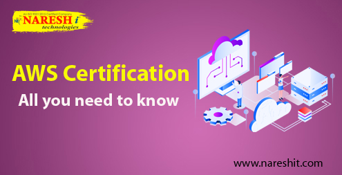AWS Certification - All you need to know | NareshIT