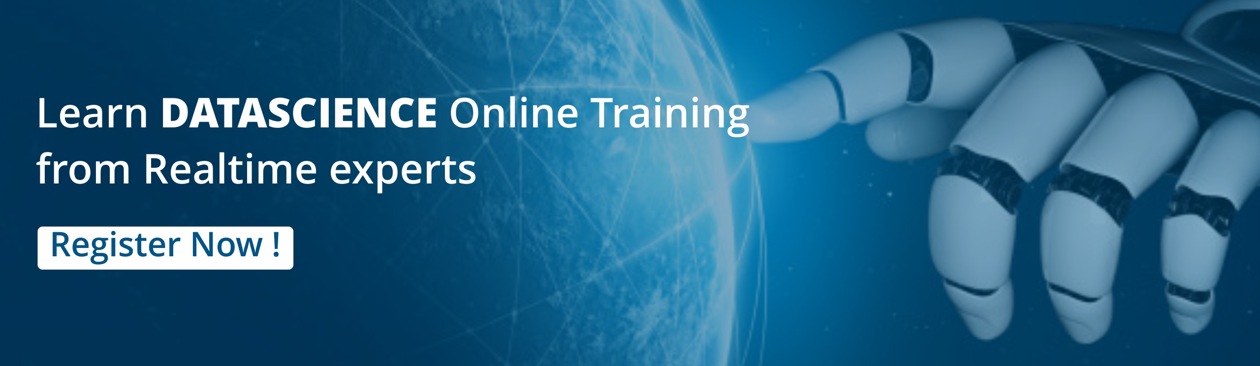 Data Science Online Training - NareshIT